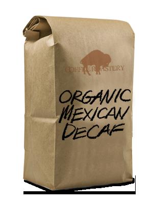 Organic Mexican Decaf