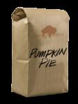 Bag of Pumpkin Pie Coffee
